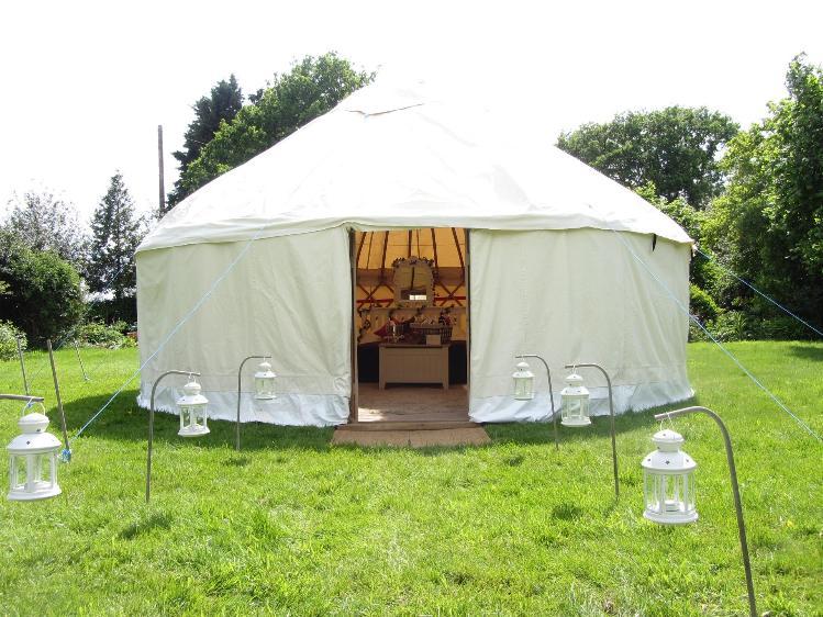 Warwickshire Yurt Hire