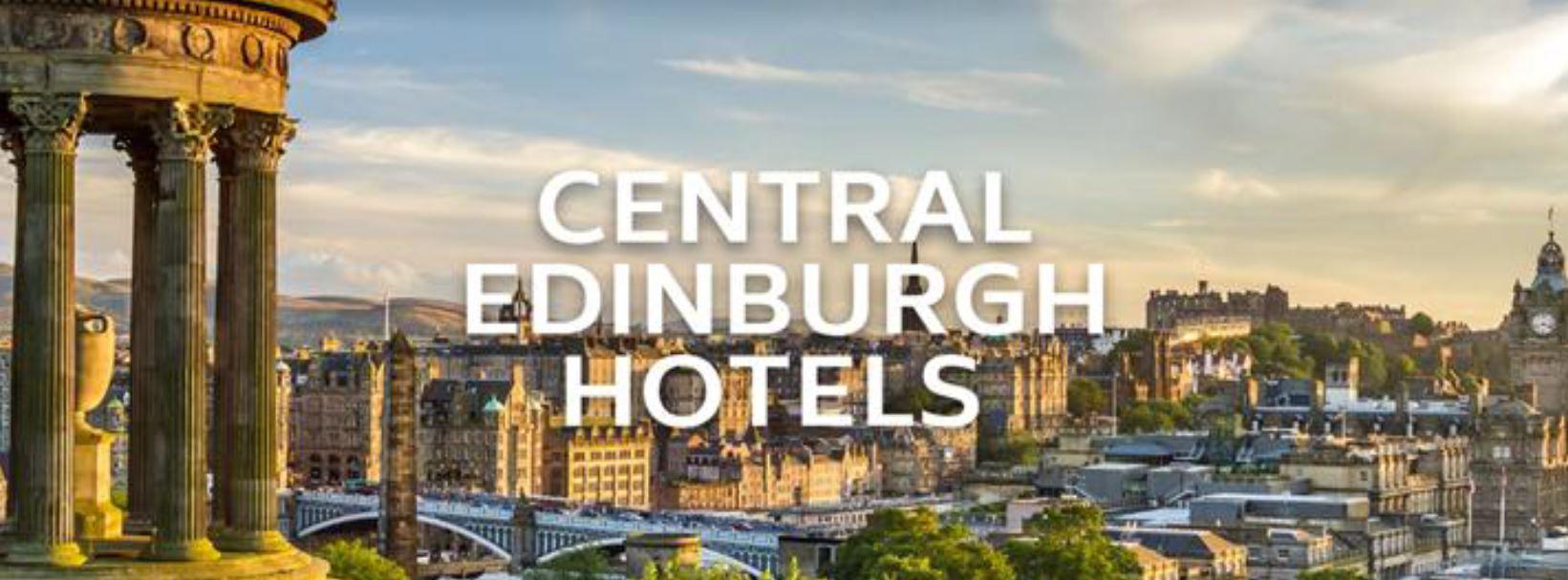 Central Edinburgh Hotels