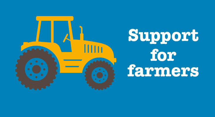 Support for Farmers